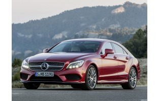 Tappetini Mercedes CLS C218 Restyling Coupé (2014 - 2018) Excellence