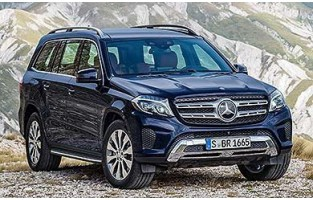 Tappetini Mercedes GLS X166 7 posti (2016 - adesso) Excellence