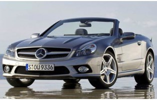 Tappetini Mercedes SL R230 Restyling (2009 - 2012) economici