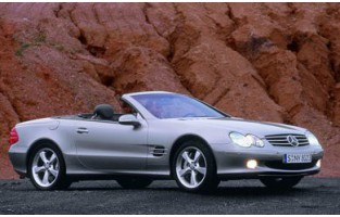 Tappetini Mercedes SL R230 (2001 - 2009) Excellence