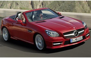 Tappetini Mercedes SLK R172 (2011 - adesso) Excellence