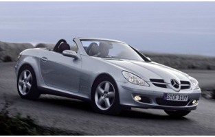 Tappetini Mercedes SLK R171 (2004 - 2011) Excellence