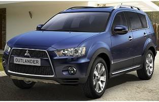 Tappetini Mitsubishi Outlander 5 posti (2007 - 2012) economici