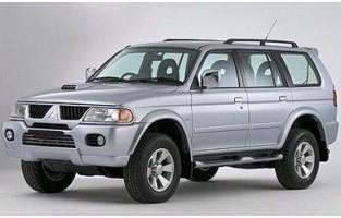 Protezione di avvio reversibile Mitsubishi Pajero Sport / Montero (2002 - 2008)