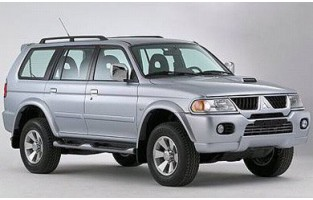 Tappetini Mitsubishi Pajero Sport / Montero (2002 - 2008) economici