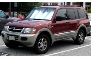 Protezione di avvio reversibile Mitsubishi Pajero / Montero (2000 - 2006)