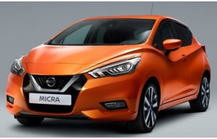 Tappetini Nissan Micra (2017 - adesso) Excellence