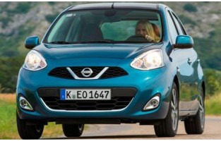 Tappetini Nissan Micra (2013 - 2017) Excellence