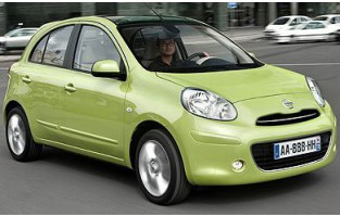 Tappetini Nissan Micra (2011 - 2013) Excellence