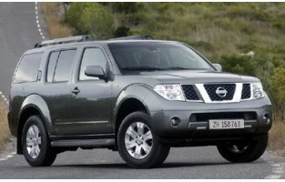 Protezione di avvio reversibile Nissan Pathfinder (2005 - 2013)