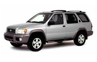 Protezione di avvio reversibile Nissan Pathfinder (2000 - 2005)