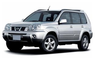 Protezione di avvio reversibile Nissan X-Trail (2001 - 2007)