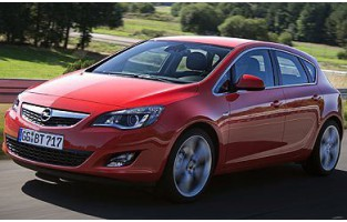 Tappetini Opel Astra J 3 o 5 porte (2009 - 2015) Excellence
