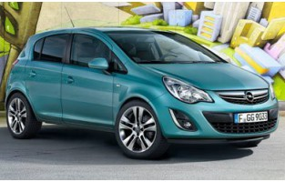 Tappetini Opel Corsa D (2006 - 2014) Excellence