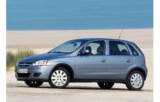 Tappetini Opel Corsa C (2000 - 2006) Excellence