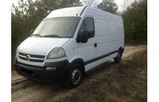-  Renault Master van van Set tappeti su misura in gomma Opel Movano