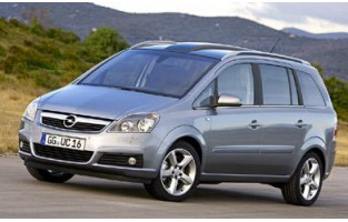 Tappetini Opel Zafira B 7 posti (2005 - 2012) economici