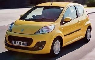 Protezione di avvio reversibile Peugeot 107 (2009 - 2014)