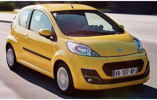 Tappeti per auto exclusive Peugeot 107 (2009 - 2014)