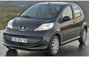 Tappetini Peugeot 107 (2005 - 2009) Excellence