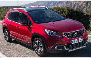 Protettore, vano bagagli reversibile per Peugeot 2008 (2016 - 2019)