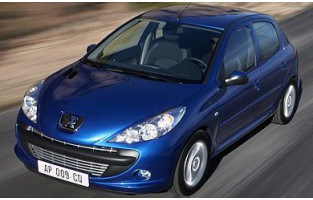Tappetini Peugeot 206 (2009 - 2013) Excellence