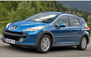 Tappetini Peugeot 207 touring (2006 - 2012) Excellence