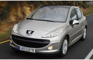Tappetini Peugeot 207 3 o 5 porte (2006 - 2012) Excellence