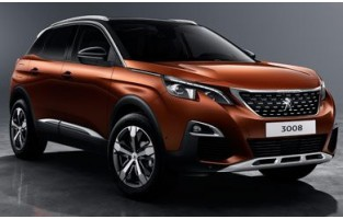 Tappetini Peugeot 3008 (2016 - adesso) Excellence