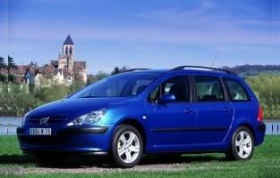 Protezione di avvio reversibile Peugeot 307 touring (2001 - 2009)