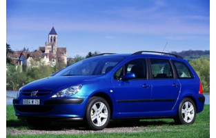 Tappetini Peugeot 307 touring (2001 - 2009) Excellence