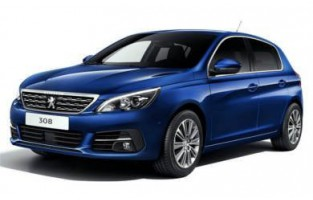Tappetini Peugeot 308 5 porte (2013 - adesso) Excellence