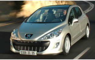 Tappetini Peugeot 308 3 o 5 porte (2007 - 2013) Excellence