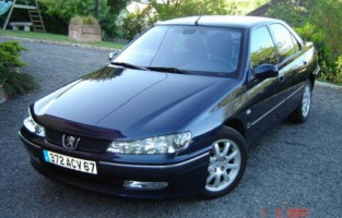 Tappetini Peugeot 406 berlina (1995 - 2004) Excellence