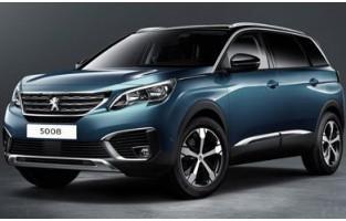 Tappeti per auto exclusive Peugeot 5008 7 posti (2017 - adesso)