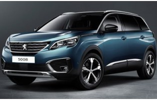 Tappetini Peugeot 5008 7 posti (2017 - adesso) Excellence