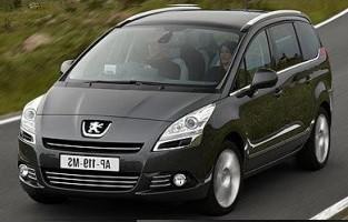 Tappeti per auto exclusive Peugeot 5008 7 posti (2009 - 2017)