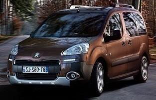 Protezione di avvio reversibile Peugeot Partner (2008 - 2018)