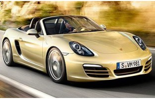 Tappetini Porsche Boxster 981 (2012 - 2016) Excellence