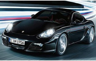 Tappetini Porsche Cayman 987C Restyling (2009 - 2013) Excellence