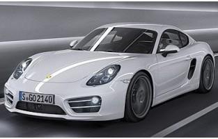 Tappeti per auto exclusive Porsche Cayman 981C (2013 - 2016)