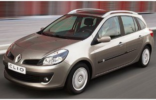 Tappetini Renault Clio touring (2005 - 2012) Excellence
