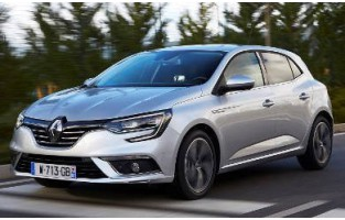 Tappetini Renault Megane 5 porte (2016 - adesso) Excellence