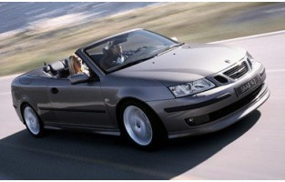 Tappetini Saab 9-3 Cabrio (2003 - 2007) Excellence