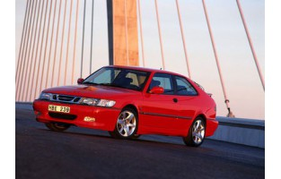 Tappetini Saab 9-3 Coupé (1998 - 2003) Excellence
