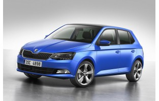 Tappetini Skoda Fabia Hatchback (2015 - adesso) Excellence