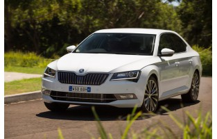 Tappetini Skoda Superb Hatchback (2015 - adesso) Excellence