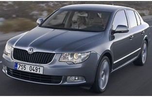 Tappetini Skoda Superb (2008 - 2015) Excellence
