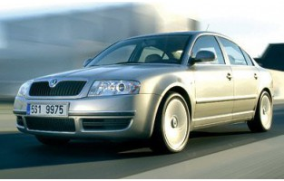 Tappetini Skoda Superb (2002 - 2008) Excellence