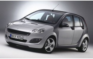 Tappetini Smart Forfour W454 (2004 - 2006) Excellence